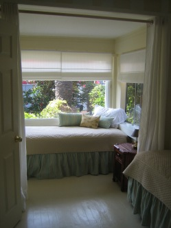 Sleeping Alcove with a View